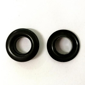 20mm Metal Plated Eyelets For Garment Accessories