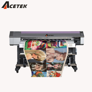 DX 5 print head photo canvas machine heavy duty photo printer k jet eco solvent printer