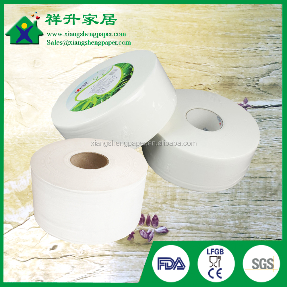 virgin pulp jumbo roll paper towel custom manufacturer factory jumbo roll toilet paper towel
