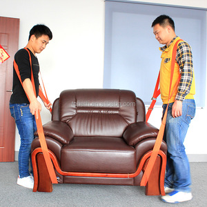 Moving and Lifting Strap Shoulder Harness Lifter Lifting with Sponge Shoulder Pad - Moving Furniture - Easy Move and Safe