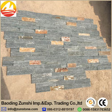 Stacked Culture Slate Natural Stone Veneer Panels On Sale