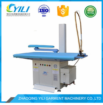 Steam Heating Ironing Table With Boiler - Buy Steam Iron Table,Steam ...
