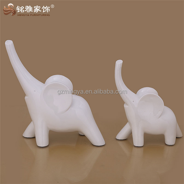 Handmade Resin Home Decoration Souvenir Elephants