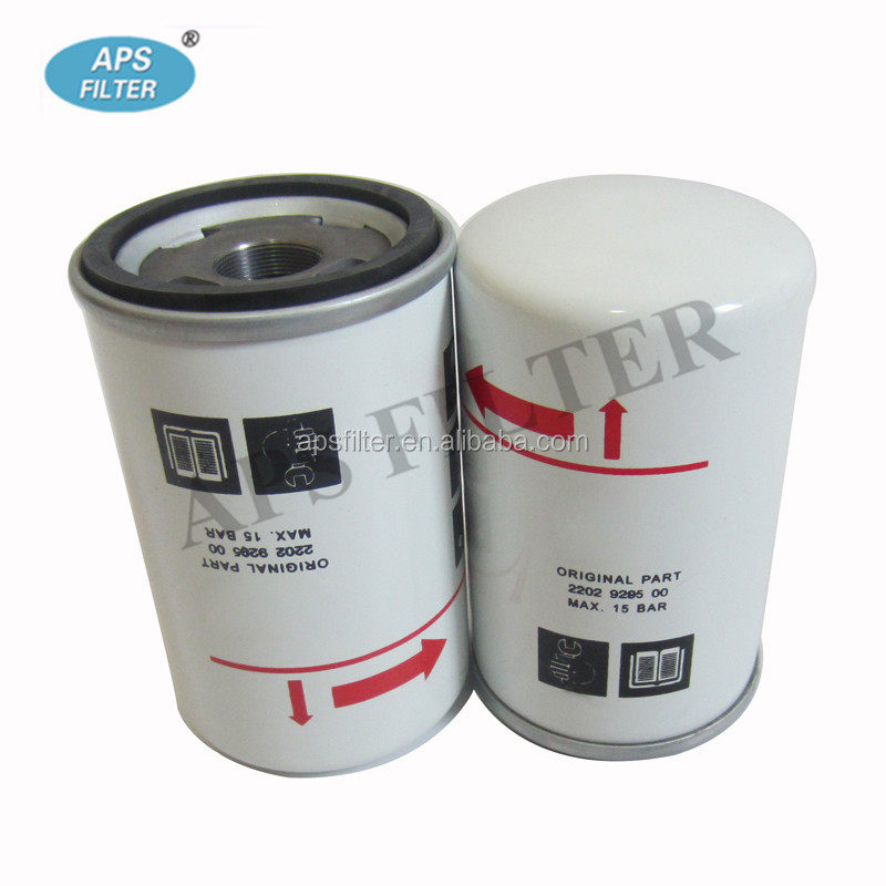 Alternative Eccentric Air Filter 170836000 For Aerzen Roots