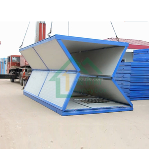 Easy To Install folding container house,folding container shelter,folding container home