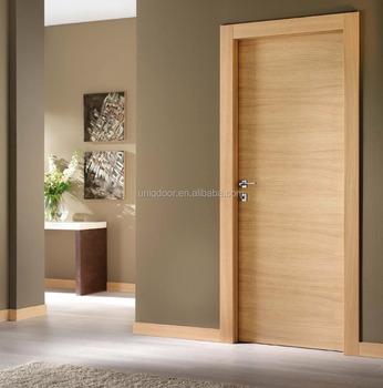 Fashion Modern Design Interior Wooden Flush Door