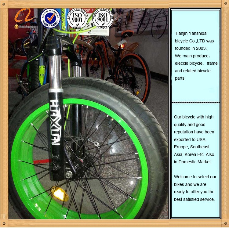 Fit 20'' / Snow Bike / Mountain And Snow Functions Bike / Fat Tire Bike /  Fat Bike / Thickness Tire Bike For Snow / Strong Bike - Buy Fat Tire