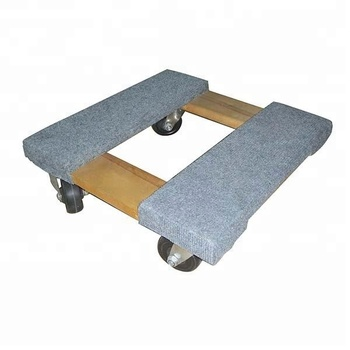 Furniture Movers Dolly 1000lbs Furniture Appliance With4 X 3 Rubber