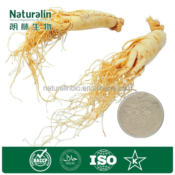 100% Natural Panax Ginseng Extract Powder/ Korean Red Ginseng Extract Drink/Capsule