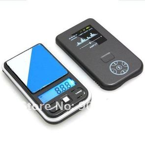 Digital scale LCD Screen APTP445B Cigarette Jewelry Pocket Scale (battery included)