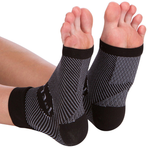 Protective Sleeves To Sports Walking Foot Brace, Sports Safety Compression Walking Support Performance Ankle Socks
