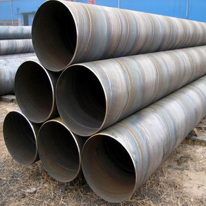 astm a672 24 inch ssaw welded steel pipes for vapor transport