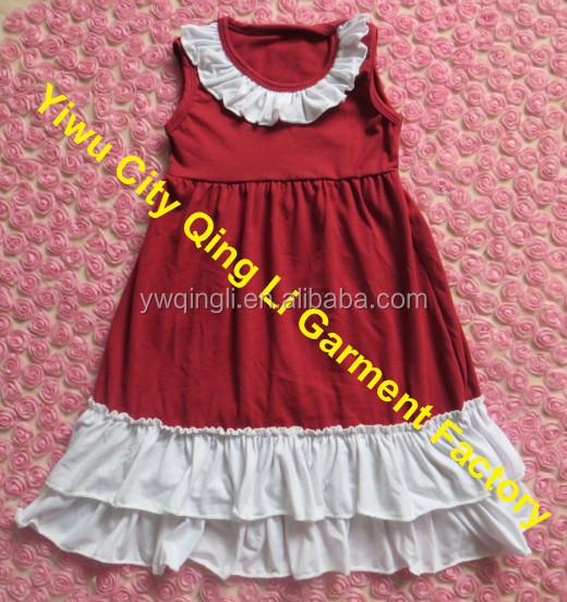 Bulk Wholesale Factory Designer Baby Girl Dresses Frock Design For ...