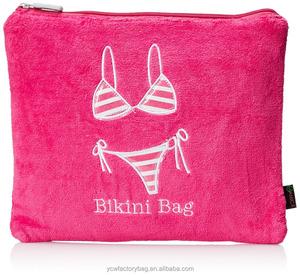 Bikini Swimsuit With Compartment Bag Wet Portable Beach 0XP8wNnOk