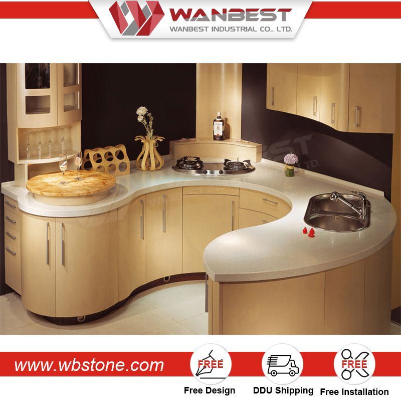 מגניב בשוק רהיטים גואנגזו מוצרי מטבח מטבח מודולרי עיצובים