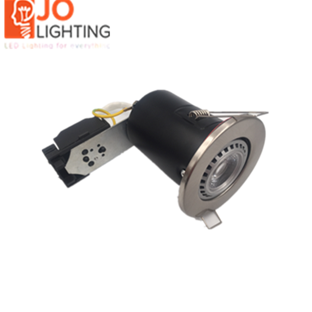 30/60/90min Fire Rating Approved led remote control ceiling down light JO