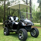 4 seater cheap electric golf cart with off road tires made in China for sell