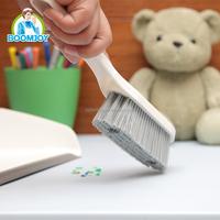 Boomjoy Mini plastic broom with dustpan set with good quality