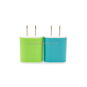 Wholesale price in alibaba USB home travel charger for mobile