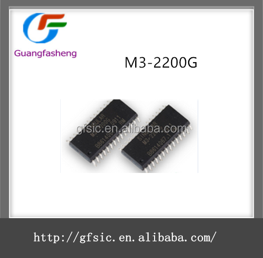 high quality semiconductor Type M3-2200G ic chip