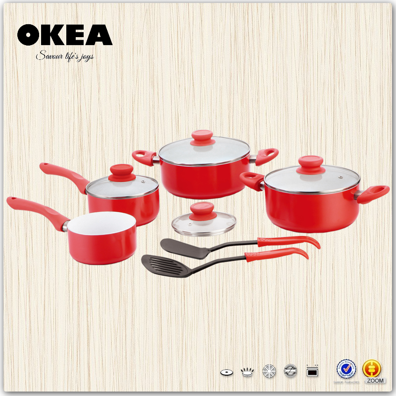 High quality modern camping cookware mess kit