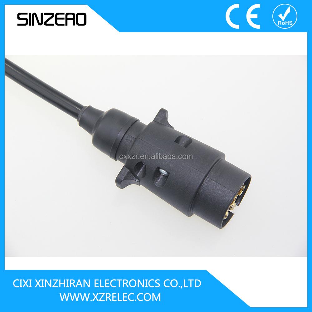 Spirale Gewickelten Draht Kabel Xzrt002/7 Kerne Lkw Ersatzteile ...