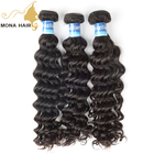 Hot!!! Unprocessed raw hair bundles can be dyed any colors virgin Brazilian cuticle aligned hair
