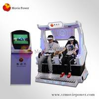 9D Movie luxurich VR 9d cinema room virtual reality arcade game machine