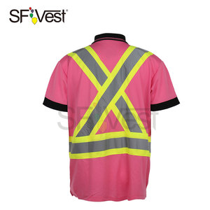 b17dac31 Pink Reflective Work Shirts, Pink Reflective Work Shirts Suppliers and  Manufacturers at Alibaba.com