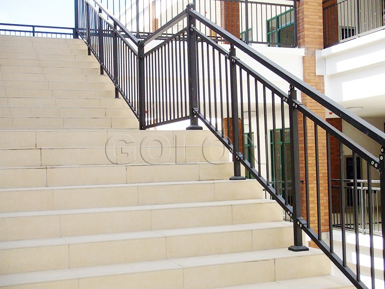 Outdoor Stair Railings Price Outdoor Galvanized Iron