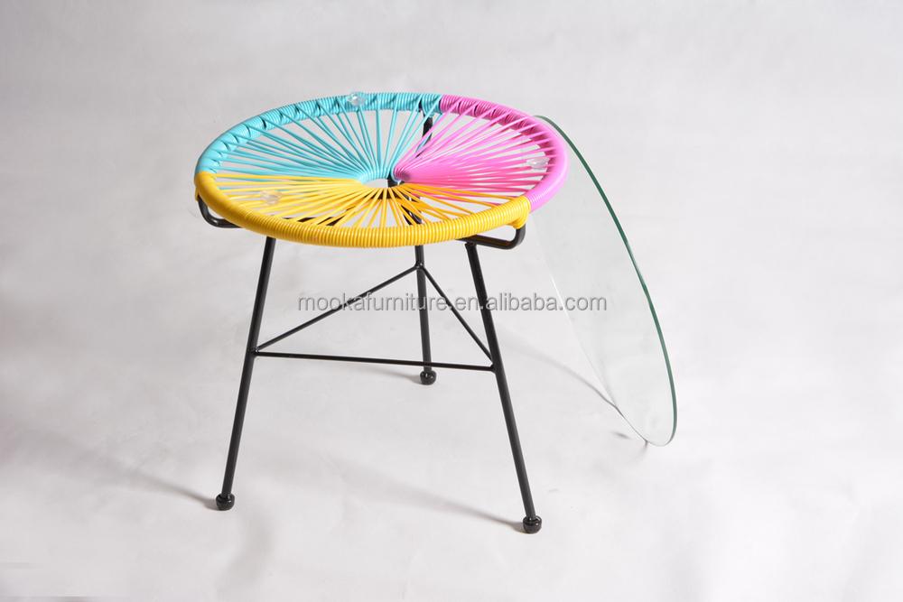 billige rattan acapulco garten tisch und stuhl gartenm bel. Black Bedroom Furniture Sets. Home Design Ideas