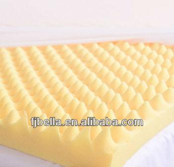 Eggshell Shape Memory Foam Mattress Topper Buy Mattress