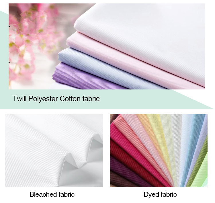 Tc Fabric for Making Work Wear Uniform Fabric
