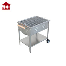 JHC-commercio all'ingrosso esterna in acciaio griglie a carbone <span class=keywords><strong>bbq</strong></span>