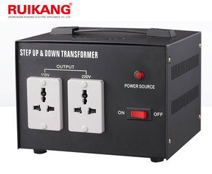 ST-1000VA 220 110 ac transformer voltage converter