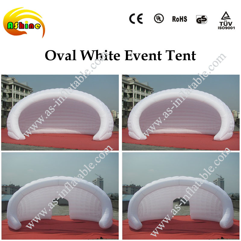 Giant Inflatable Lawn Dome Tent For Outdoor Activity
