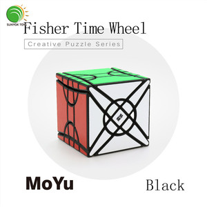 MOYU Fisher time wheel magic cube toy Educational toys