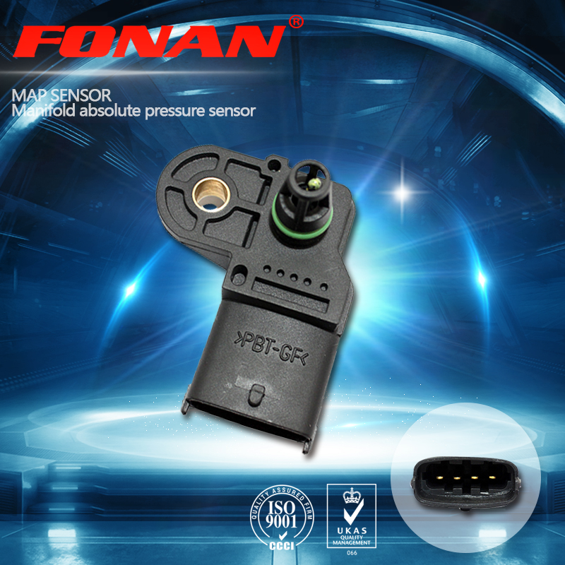 high quality MAP sensor for OPEL INSIGNIA 1235029 2.0 CDTI 1.4 LPG 2008 1235084