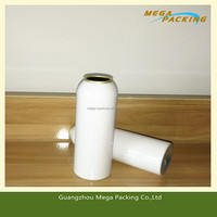 Hot sale aluminium empty Aerosol packing Cans for perfume/body spray