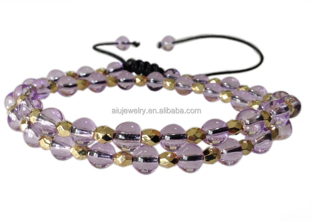 Nepal Glass Beaded Bracelet Wholesale Fatcory Directly Buy Nepal