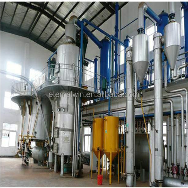 Groundnut Oil Refining Machine Sunflower Oil Production Plant ...