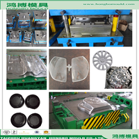 2015 China provide raw material for injection mould plastic machine