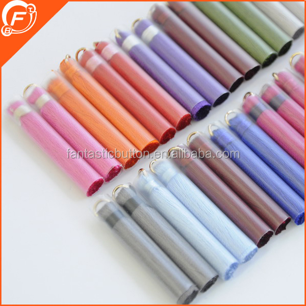 very fashional nylon fringe tassel with high quality good packing
