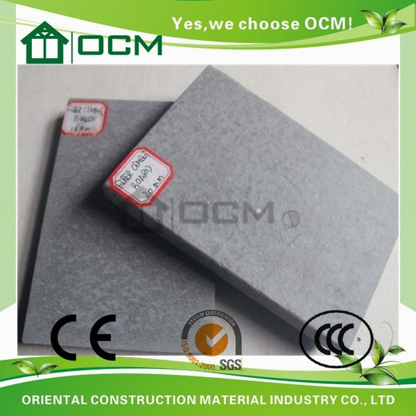 Fire resistant 6mm fiber cement board