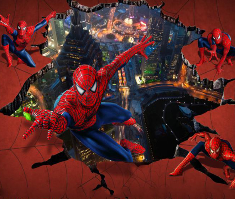 Download 55+ Wallpaper Dinding Spiderman HD Paling Keren