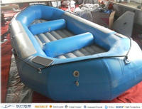 CE 1.8mm PVC 12ft 6 persons white water raft