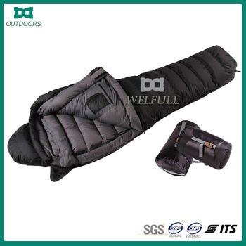 Extreme Cold Weather Waterproof Sleeping Bag Manufacturer