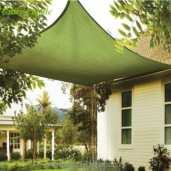 Summer Garden Sun Shade Sail Protection Cloth Shadow