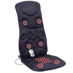 Top sale back massager heated car seat mat with massager