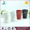 hand hold ceramic mug with various style, creative uniqe mug